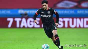 Bundesliga News: Nadiem Amiri von Bayer Leverkusen positiv auf Corona getestet - Sky Sport
