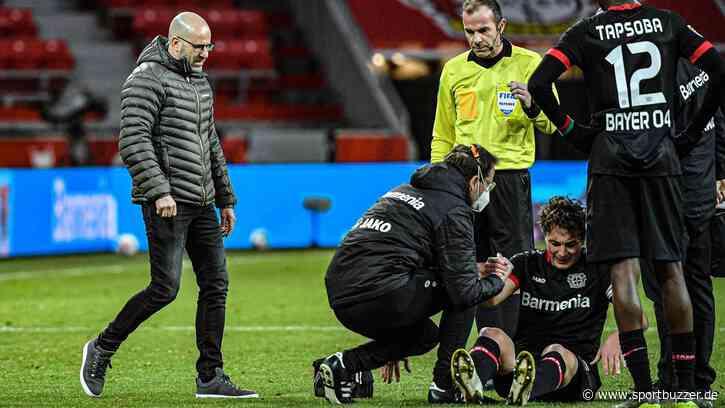 "Leverkusen-Trainer Peter Bosz: ""Ich bin sehr sauer"" – Sorgen um Julian Baumgartlinger - Sportbuzzer"