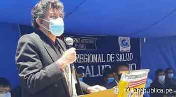 Puno, Yunguyo y San Román son las provincias más afectadas por segunda ola - LaRepública.pe