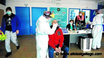 Sanidade inicia el cribado de Betanzos, con una incidencia acumulada de casi 1.700 - El Ideal Gallego