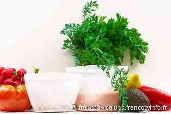 A Ecully (69), Biotyfood lance un emballage en silicone alimentaire aussi neutre que le verre - France 3 Régions