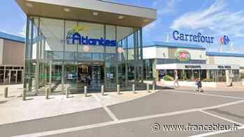 Saint-Pierre-des-Corps : le centre commercial des Atlantes est fermé pour un mois - France Bleu
