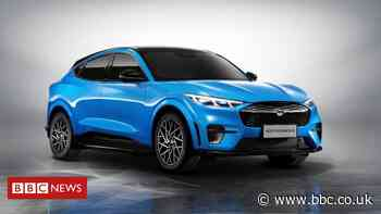 Ford to start building electric Mustangs in China