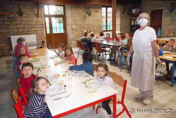 A Varennes-sur-Amance, on adore manger à la cantine - le Journal de la Haute-Marne