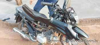 Colisão entre duas motocicletas deixa uma pessoa desacordada na Av. Joaquim Gomes de Souza – TV Centro Oeste – Mato Grosso – Afiliada SBT em Pontes e Lacerda - Tv Centro Oeste