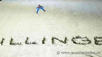 Zweites Skisprung-Einzel in Willingen: 15 000 Euro Prämie - Süddeutsche Zeitung