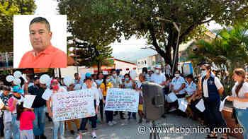 Retenido líder social en El Tarra   La Opinión - La Opinión Cúcuta