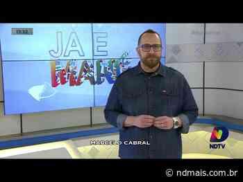 Já é Mané: a matemática da Série B, Praia das Conchas e música com MC Galinho - ND Mais