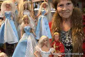 Saying goodbye to Conception Bay South's Barbie doll lady - TheChronicleHerald.ca