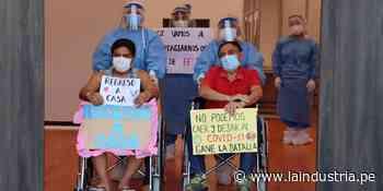 Hospital temporal Ramón Castilla registra 169 altas en lo que va de su funcionamiento - La Industria.pe