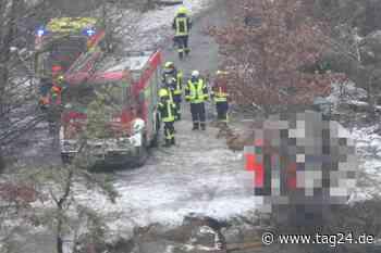 Schrecklicher Fund! Toter in Steinbruch bei Brandis entdeckt - TAG24