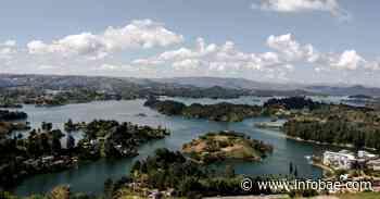 Manejo del embalse de Guatapé estaría afectando el ecoturismo de la región - infobae