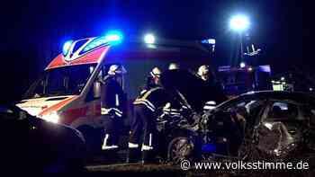 Zerbst/Weferlingen: Traktor kracht in SUV - Volksstimme
