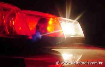 Jovem de 20 anos é morto a tiros em Palmitos - Oeste Mais