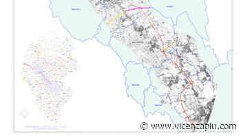 Variante alla SP46 da Vicenza a Torrebelvicino, 300mila euro per lo studio di fattibilità - Vipiù - Vicenza Più