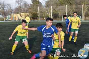 El Juvenil B del Atlético Tomelloso pierde en casa ante el Almaguer - La Voz de Tomelloso