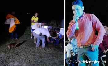 Conmoción en Paicol por asesinato de un reconocido artista - Noticias