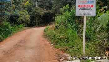 Proceso de gasificación rural para ocho veredas de Oporapa - Noticias