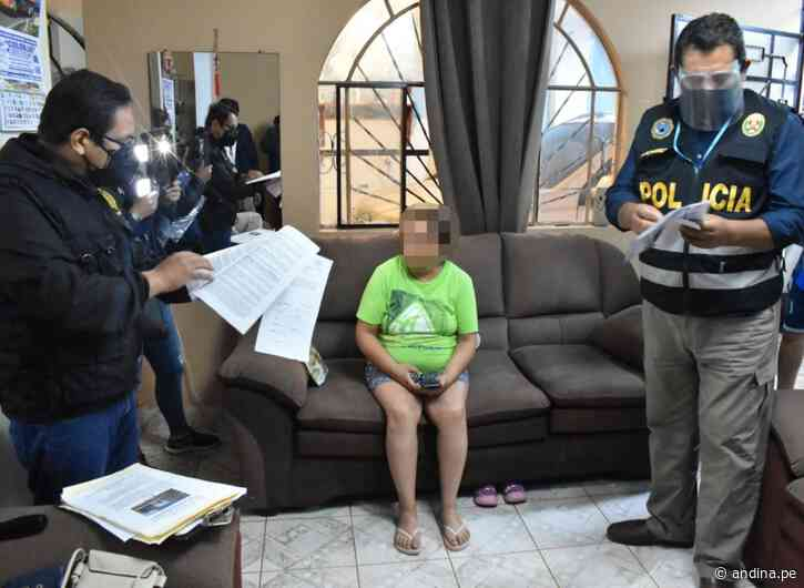 Fiscalía ejecuta megaoperativo anticorrupción en provincia limeña de Huaura - Agencia Andina