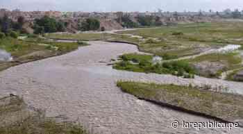 Senamhi advierte sobre incremento de caudal de río Huaura - LaRepública.pe