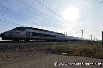 Un homme percuté par un TGV à Auneau-Bleury-Saint-Symphorien - Echo Républicain
