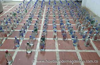 Cayeron 70 botellas de licor adulterado en Sitionuevo – HOY DIARIO DEL MAGDALENA - HOY DIARIO DEL MAGDALENA