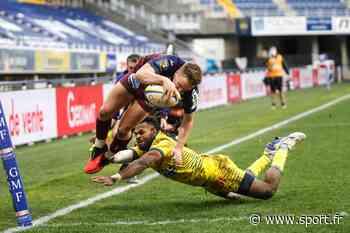 Clermont battu à domicile par Bordeaux-Begles - Sport.fr