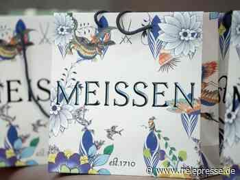 Porzellan-Manufaktur Meissen trotz Verlust optimistisch - Freie Presse