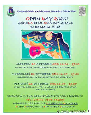 Riprende l'attività della Scuola di Musica comunale di Badia al Pino - ArezzoWeb