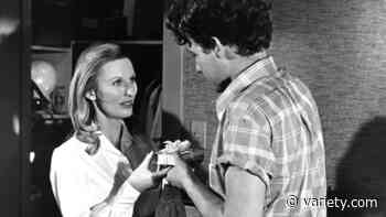 Peter Bogdanovich on Directing Cloris Leachman in 'The Last Picture Show': 'Cut, Print, You Just Won an Oscar' - Variety