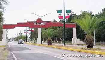 Colocan símbolos patrios en Zaragoza [Coahuila] - 03/09/2020 | Periódico Zócalo - Periódico Zócalo