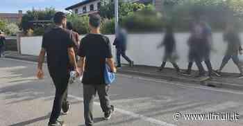 19.31 / Pradamano, individuati 50 migranti in pieno giorno - Il Friuli