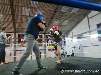 Cursos de boxeo y kickboxing disponibles en Pelileo - La Hora (Ecuador)