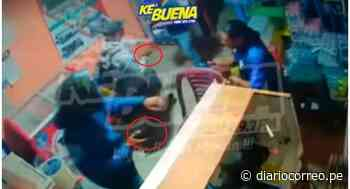Hampones asaltan agente y se llevan una fuerte suma de dinero en Virú - Diario Correo