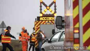 Neuilly-en-Thelle: une femme de 51 ans meurt dans un accident de la route - Courrier Picard