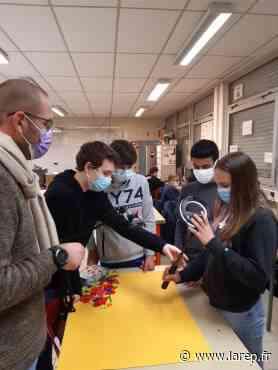 Les collégiens vont « Se souvenir » à jamais du camp d'internement - La République du Centre