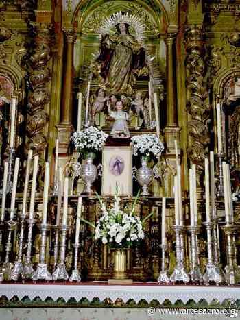 Provincia. Festividad del Dulce Nombre de Jesús en Alcalá del Río - Arte Sacro