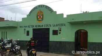 Ladrones asaltaron a establecimiento comercial La Granja de Motupe | LRND - LaRepública.pe