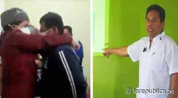 Lambayeque: retiran del cargo a director del centro de salud de Mórrope tras realizar fiesta en institución   - LaRepública.pe