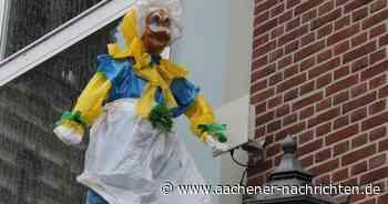 Brauchtum in Erkelenz: Möhnen lassen sich von Corona nicht beeindrucken - Aachener Nachrichten