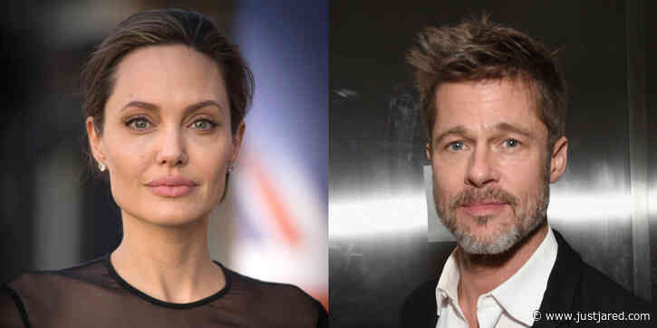 Angelina Jolie Mentions Brad Pitt, Discusses Her 'Hard' Past Few Years: 'I've Been Focusing on Healing'