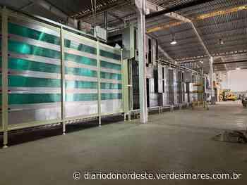 Santa Lúcia investe R$ 20 milhões em fabrica de massas em Aquiraz - Diário do Nordeste