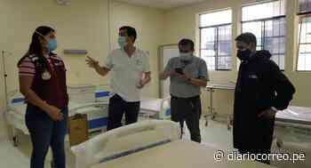 Repotencian Hospital de Chepén con equipamiento y nuevos ambientes - Diario Correo
