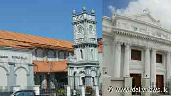 Elphinstone, Tower Hall to re-open soon - Ceylon Daily News