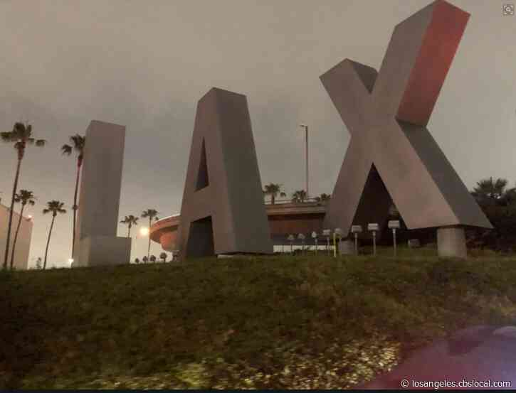 Portion Of 96th Street Near LAX To Close From Monday Night To Sunday