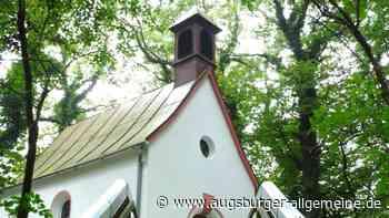 Unbekannter bricht Opferstock in Mohrenhauser Kapelle auf - Augsburger Allgemeine