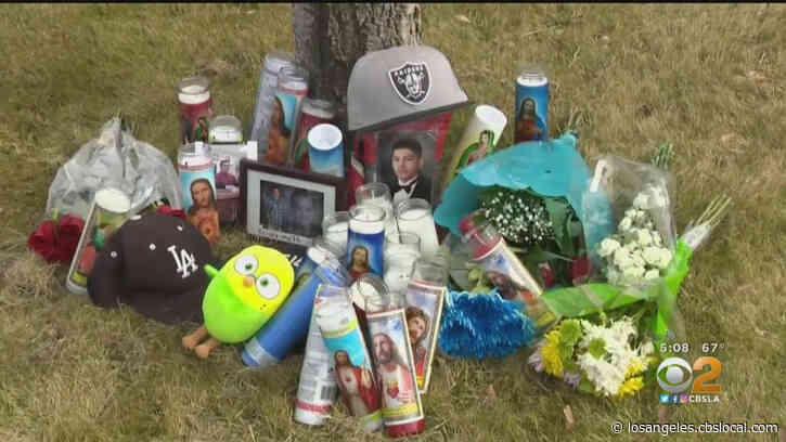 Search Continues For Driver Who Fatally Struck Young Cousins In Palmdale Then Fled On Foot