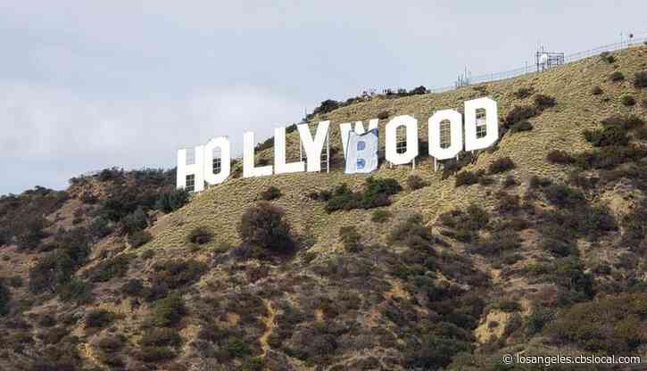 Hollywood Sign Changed To 'HOLLYBOOB'; 6 Arrested