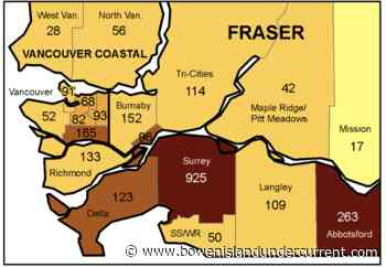 84 new COVID-19 cases in North Van, West Van - Bowen Island Undercurrent
