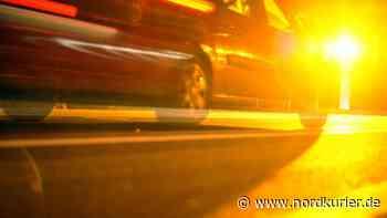Mildes Urteil für zu schnellen Berufskraftfahrer - Nordkurier